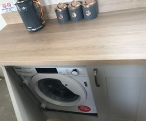 ELM 483 KINGFISHER WASHER
